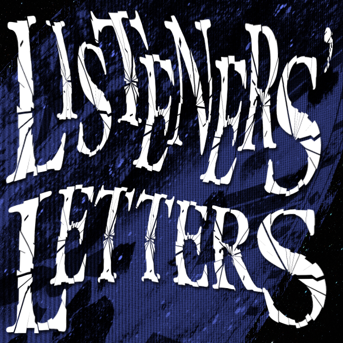 Listeners' Letters